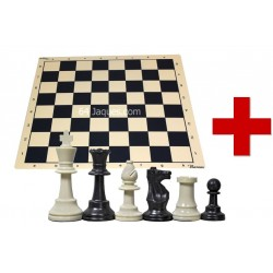 Light Basic Chess Set