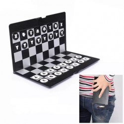 Magnetic Wallet Chess