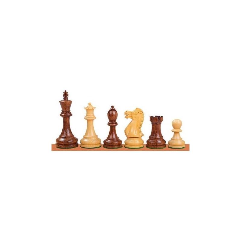 Wood Chess Pieces Staunton 6 Classic model