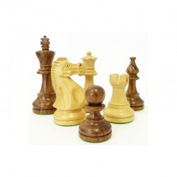 Staunton 5 Classic Wooden Chess Pieces