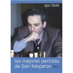 Gari Kasparov's Best Games Volume 2