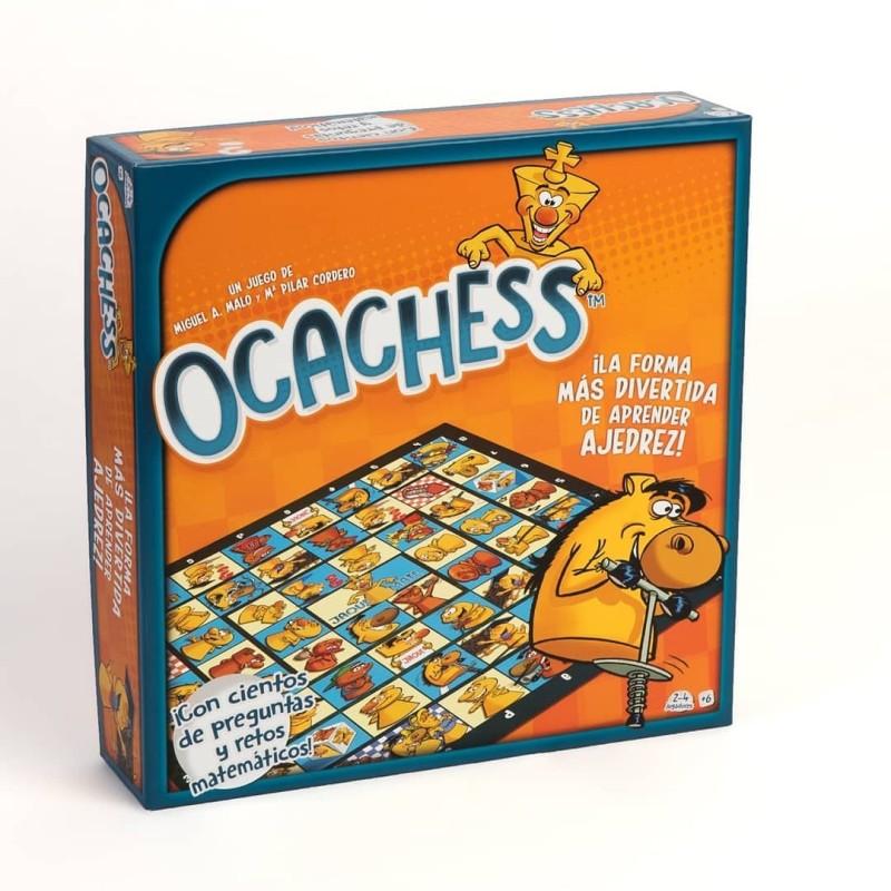 OCACHES(JUEGO EDUCATIVO)