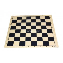 Rigid Plastic Chess Board 50mm square