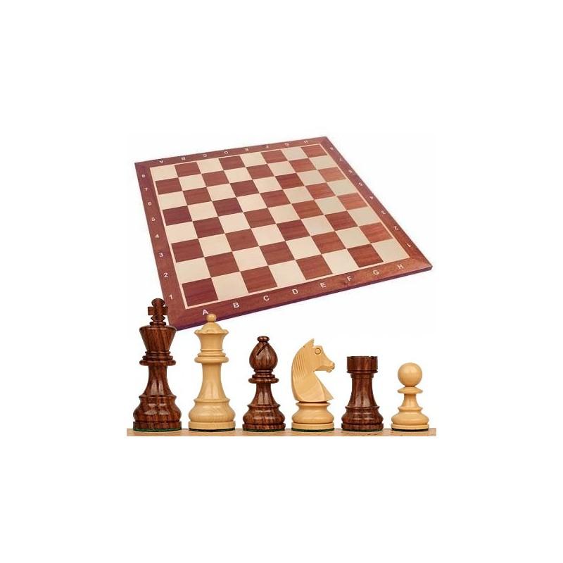 Basic Wood Chess Set