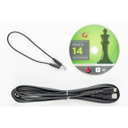 Cables conexión DGT Smart Board y CD