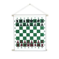 Rolling Chess Wall Board 77x68