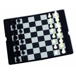 Tablero ajedrez magnético mini de viaje