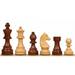 Wooden Chess Pieces Staunton 6 German