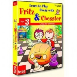 El pequeño Fritz 3. Chess for Winners