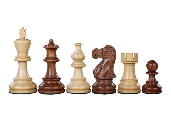 Piezas de ajedrez de madera Classic